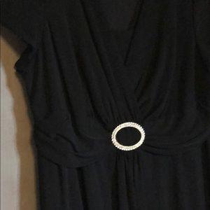 R & M Richards Dresses - R & M Richard black dress in size 18W